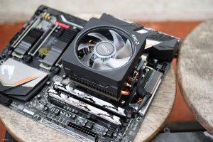 ĐÁNH GIÁ CPU AMD RYZEN 7 2700X