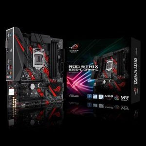 Mainboard Asus Rog Strix B360 G Gaming