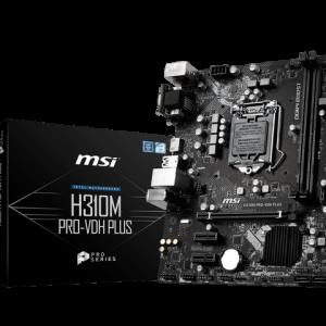 Mainboard Msi H310m Pro Vdh Plus