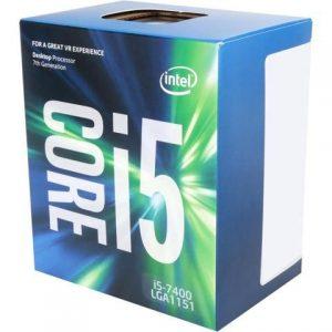0003137 Cpu Intel Core I5 7400 Box