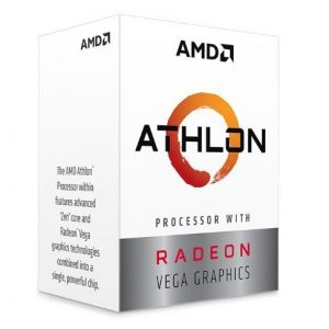 30. Cpu Amd Athlon 200ge