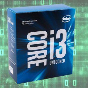 53. Cpu Intel I3 7350k