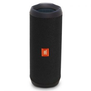 5c8b9acd175be3c3b5e2f48360f460b6 Bluetooth Jbl Flip 4 (black) 1